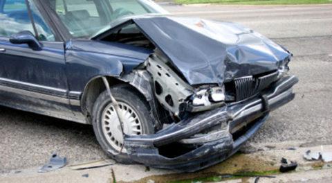 car totaled