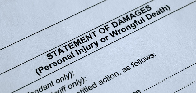What damages are recoverable in wrongful death suit?