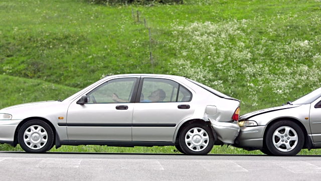 Rear-End Accidents: Fault and Liability