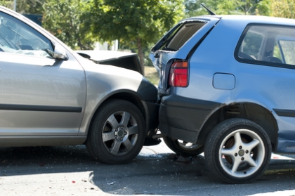Rear-End Accidents: Cause and Settlement