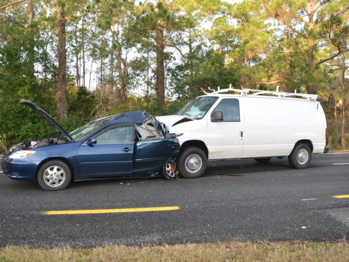 Rear-end accidents, Who's at fault?