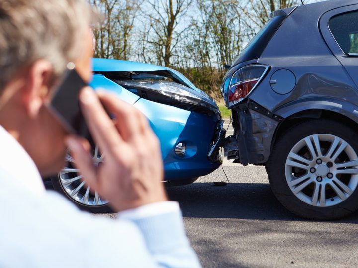 Fault and Liability for Motor Vehicle Accidents