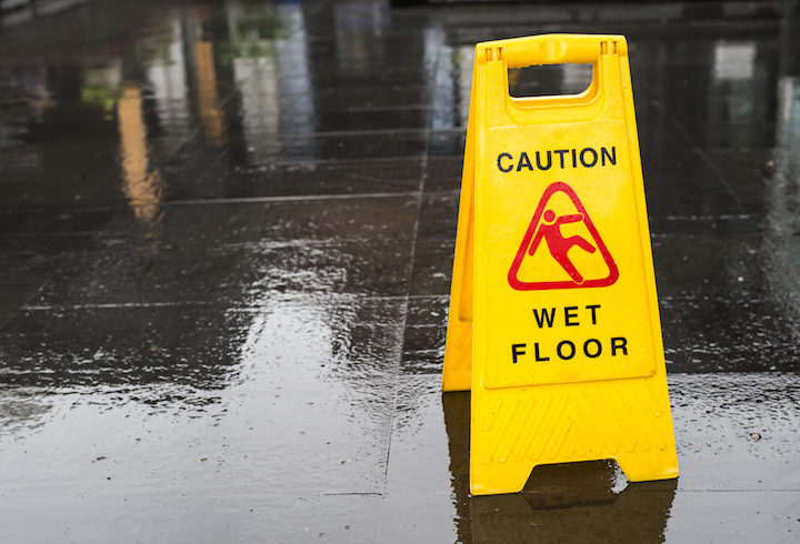 Slip and Fall and Premises Liability: What are the basics?