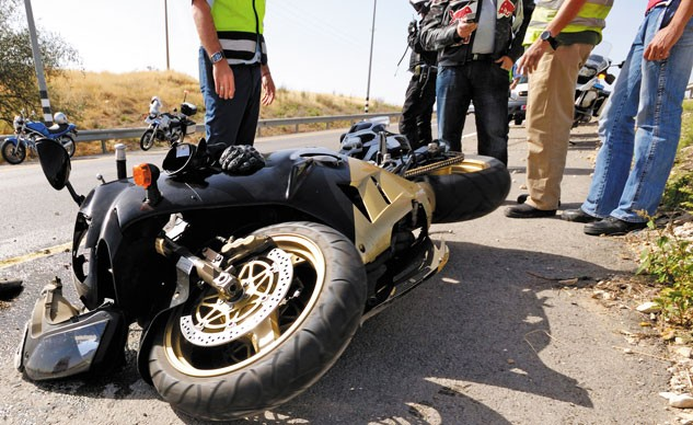 Motorcycle Accidents: Who's Going to Pay?