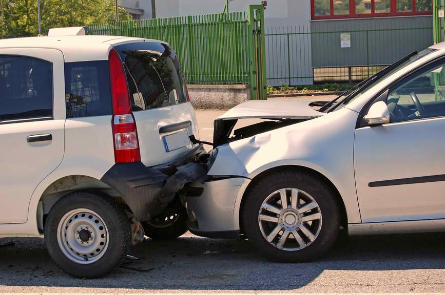 Rear- End Collision