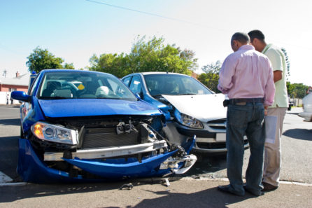 Rental Car Accident