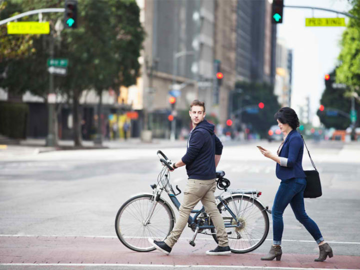 Pedestrian & Bicycle Accident: Civil and Criminal Consequences
