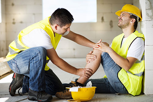 Slip and Fall Injuries: Proving Fault